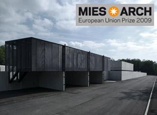 ODPAD izbran v ožji izbor za nagrado Mies, BCN