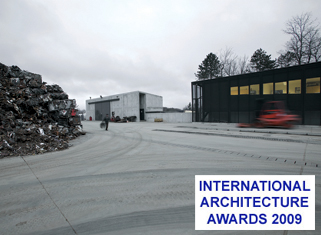 International Architecture Awards 2009
