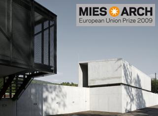 Mies nagrada odprtje razstave