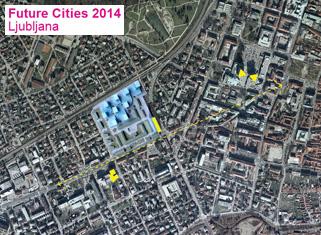 Uvodno predavanje na delavnici Future Cities 2014 - Ljubljana