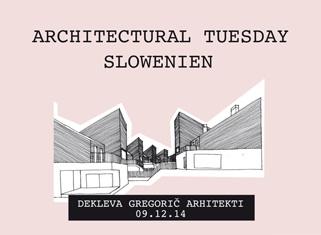 Arhitekturni torki – Slowenien