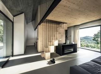 Kompaktna Kraška hiša je finalist za Architizer A+ Awards