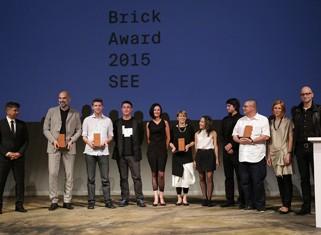 Opečna soseska je zmagovalec Brick Award 2015 SEE